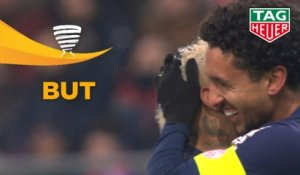But MARQUINHOS (9ème) / Stade de Reims - Paris Saint-Germain - (0-3) - (REIMS-PARIS) / 2019-20