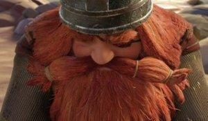 Vic the Viking and the Magic Sword: Trailer HD VF