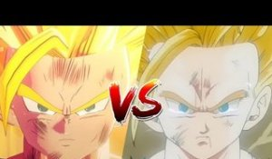 Dragon Ball Z Kakarot : le jeu VS le dessin animé