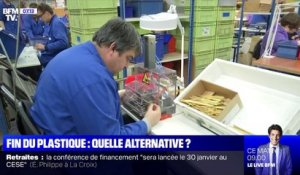 Fin du plastique: quelle alternative ? - 24/01