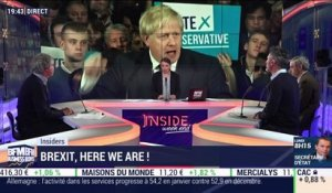 Les insiders: Brexit, here we are ! - 24/01
