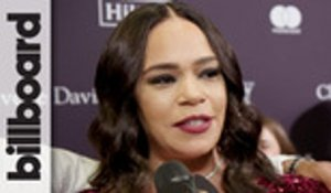 Faith Evans Explains Why Diddy Is a Visionary & Reveals Her Favorite New Artists at Clive Davis' Pre-Grammy Gala | Billboard
