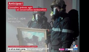 Anticipez ! - 22 mars 2019 -  Session 2 - Agir (suite) - Introduction