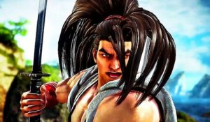 SOULCALIBUR VI Haohmaru Gameplay Bande Annonce