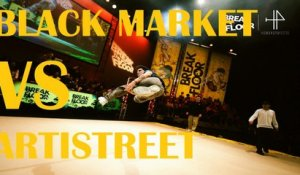 Break The Floor 2020 | Semi Final | Black market VS Artistreet