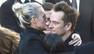 Héritage de Johnny  - Laeticia s'écrase face à David Hallyday, ce nouvel accord qui...