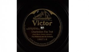 Paul Whiteman and His Orchestra - Charleston (1925)