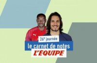De Mandanda à Cavani, le carnet de notes de la 26e journée - Foot - L1