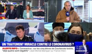 Un traitement miracle contre le coronavirus ? - 26/02