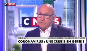 L'interview de Michel Sapin