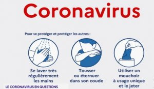 Santé - Le coronavirus en question