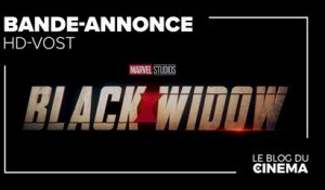 BLACK WIDOW : bande-annonce 2 [HD-VOST]