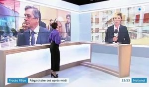 Procès Fillon : le réquisitoire imminent
