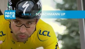 Paris-Nice 2020 - Étape 4 / Stage 4 - Schachmann Up