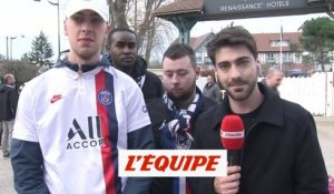 Un supporter du PSG : «Sarabia ? On a confiance en lui» - Foot - C1