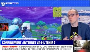 Confinement: Internet va-t-il tenir ? - 18/03