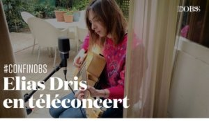 "Téléconcert : Elias Dris chante ""Beatnik Or Not To Be"""