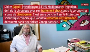Didier Raoult, l'infectiologue devenu viral