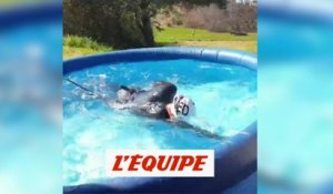 Rouwendaal en «tout petit» bassin - Natation - WTF