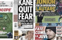 L'ultimatum d'Harry Kane fait trembler Tottenham, Edinson Cavani et la tentation Boca Juniors