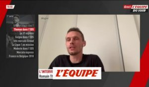 L' «interview-confinement» de Romain Thomas - Foot - L1 - Coronavirus