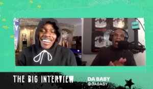 "DaBaby Talks Collaborating with Ashanti on ""Nasty"""