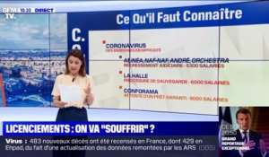 "Licenciements: on va ""souffrir"" ? (2) - 18/05"