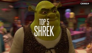 Shrek - Top 5