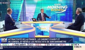 Marc Lhermitte (EY) et Pascal Cagni (Business France) : La Franc, pays le plus attractif d'Europe en 2019 - 28/05