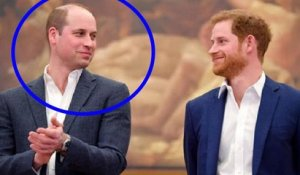 Le prince Harry : le prince William brise le silence
