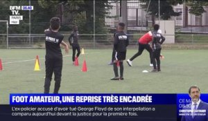 Déconfinement: comment le football amateur organise sa reprise