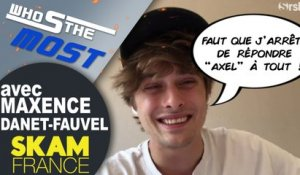 SKAM France : Maxence balance les dossiers