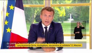 "Emmanuel Macron ""intraitable face au racisme"", mais..."