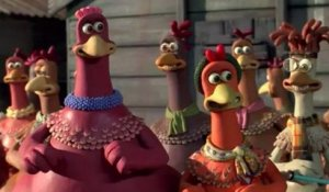 La suite de Chicken Run sortira sur Netflix !