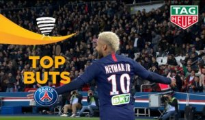Top 3 buts Paris Saint-Germain - Coupe de la Ligue BKT 2019/20