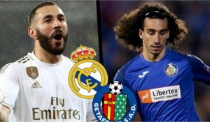 Les compositions probables de Real Madrid-Getafe