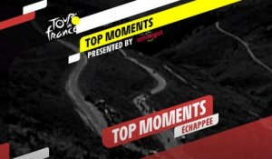 Tour de France 2020 - Top Moments ANTARGAZ : Albert Bourlon