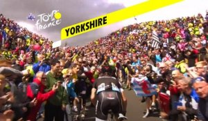 Tour de France 2020 - One day One story : Yorkshire