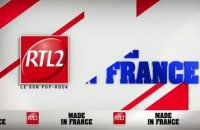 Jean-Jacques Goldman, Clara Luciani, Benjamin Biolay dans RTL2 Made in France (05/07/20)