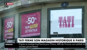 Tati ferme son magasin historique à Paris