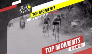 Tour de France 2020 - Top Moments ANTARGAZ : Geminiani