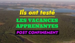 Dispositif vacances apprenantes