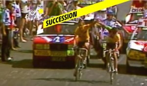 Tour de France 2020 - One day One story : Succession