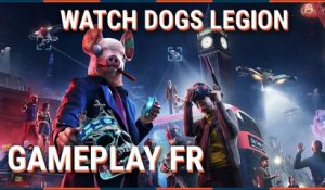 WATCH DOGS LEGION : GAMEPLAY - PS4 XBOX ONE PC STADIA