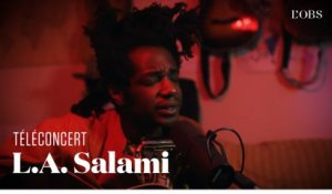 "L.A. Salami  - ""The Talisman on the Age of Glass"" (téléconcert exclusif pour ""l'Obs"")"