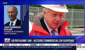 UE/Royaume-Uni : accord commercial en suspens - 23/07