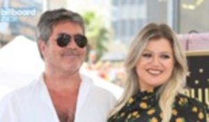 Kelly Clarkson Set to Fill In for Simon Cowell on 'America's Got Talent' | Billboard News