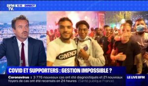 Covid et supporters : gestion impossible ? - 20/08