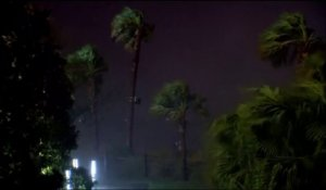 L'ouragan Laura arrive en Louisiane