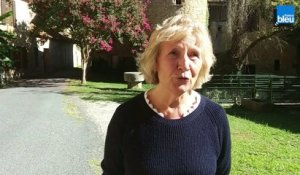 2 - Françoise Cheyrou, responsable de rédaction du magazine Secret de pays